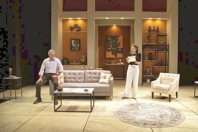 Jennifer Van Dyck and David Adkins go for broke in riveting 'The Goat, or Who is Sylvia?' at BTG's Unicorn Theatre