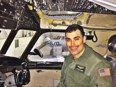 St. Joseph Central High grad among 3 killed in Navy plane crash