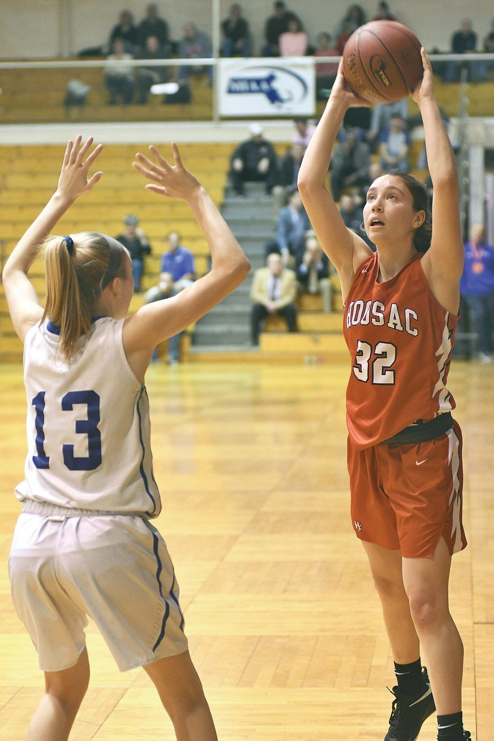Never doubt a Hurricane: Hoosac Valley girls basketball repeats in state tourney despite steep odds