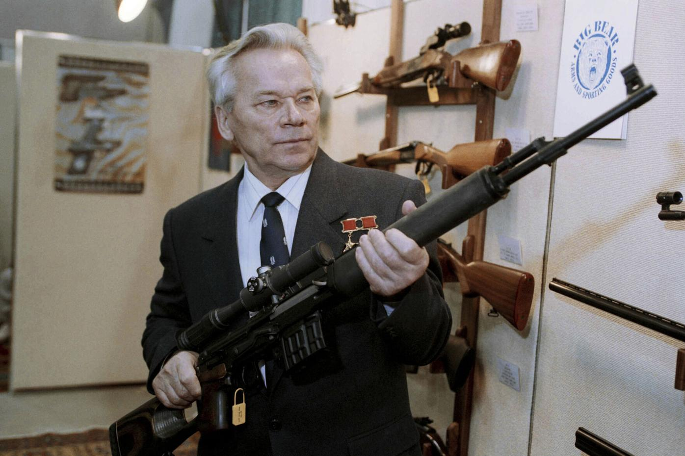 Mikhail T. Kalashnikov