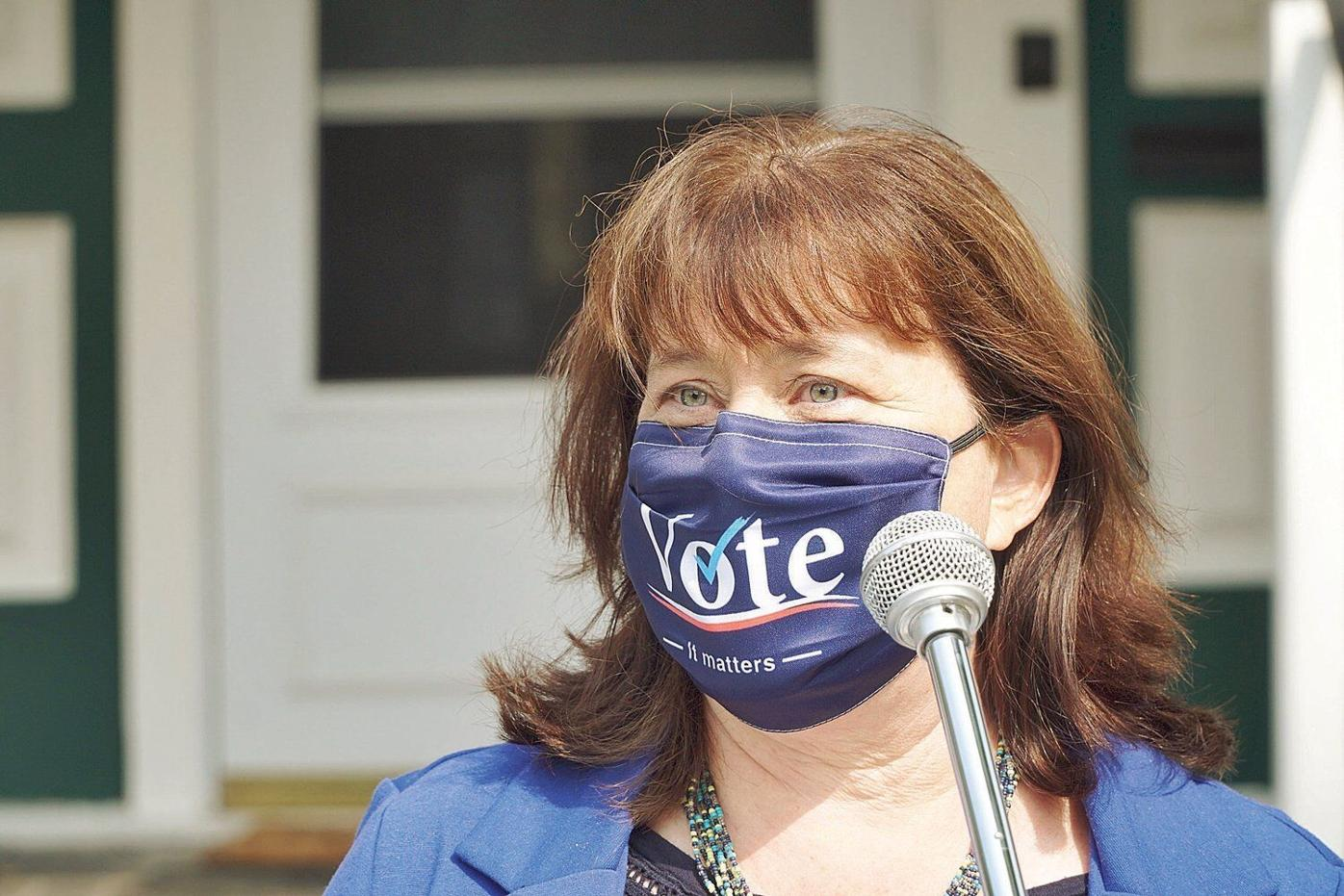 In Pittsfield, Democrats put forth a rallying cry: 'It's time to come together'
