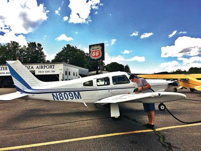 Koladza Airport permit fight draws attention to lead in aviation gas