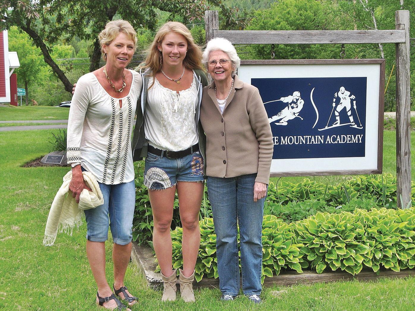 Olympic gold medalist Mikaela Shiffrin, groomed from early age, hasn't forgotten her roots