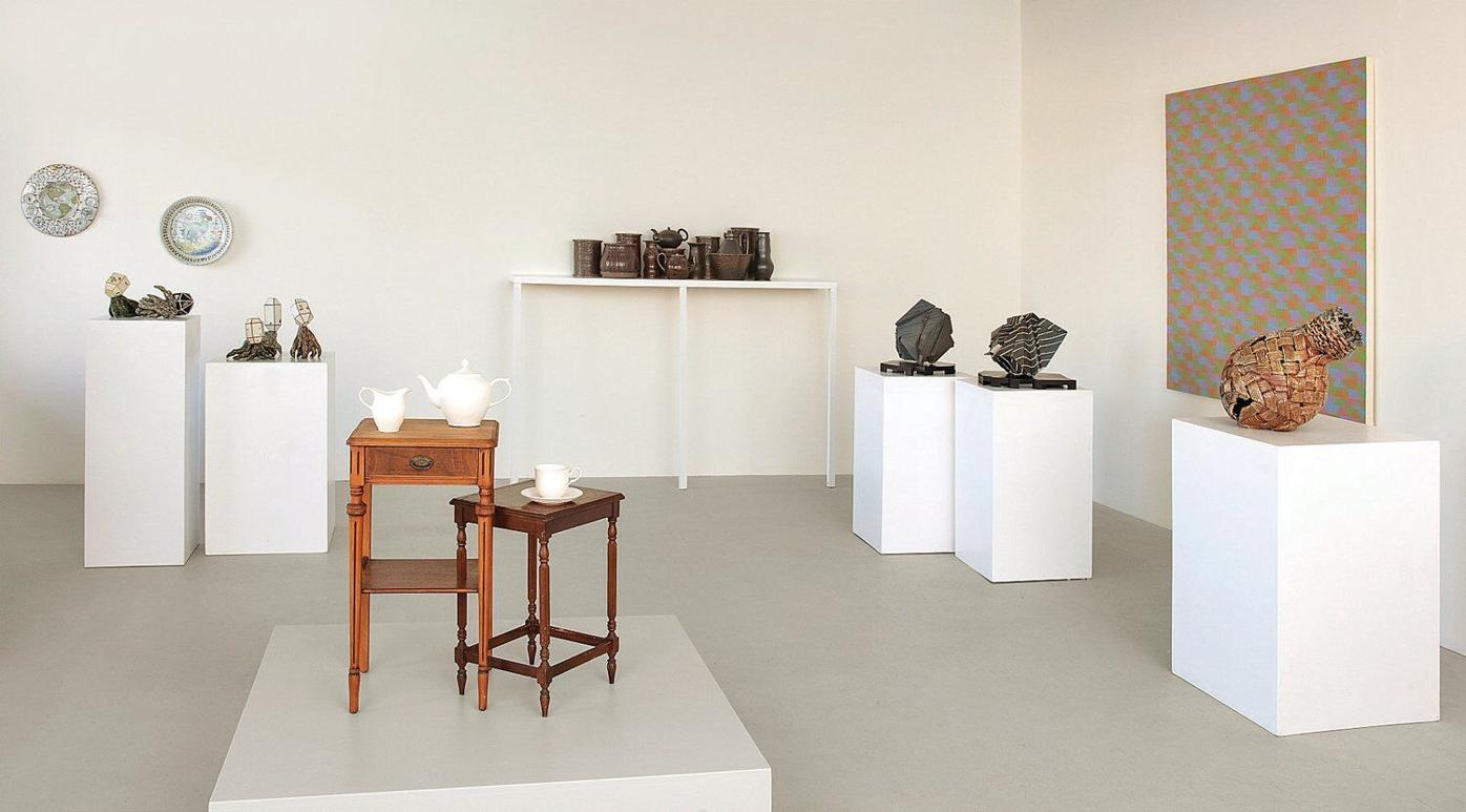 'Nature/Nurture': Female ceramicists reflect on experiences that shaped them