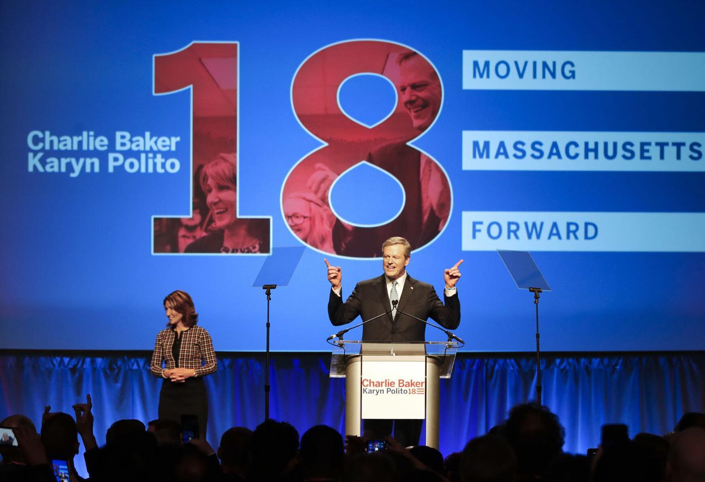 Election 2018 Governor Baker Massachusetts