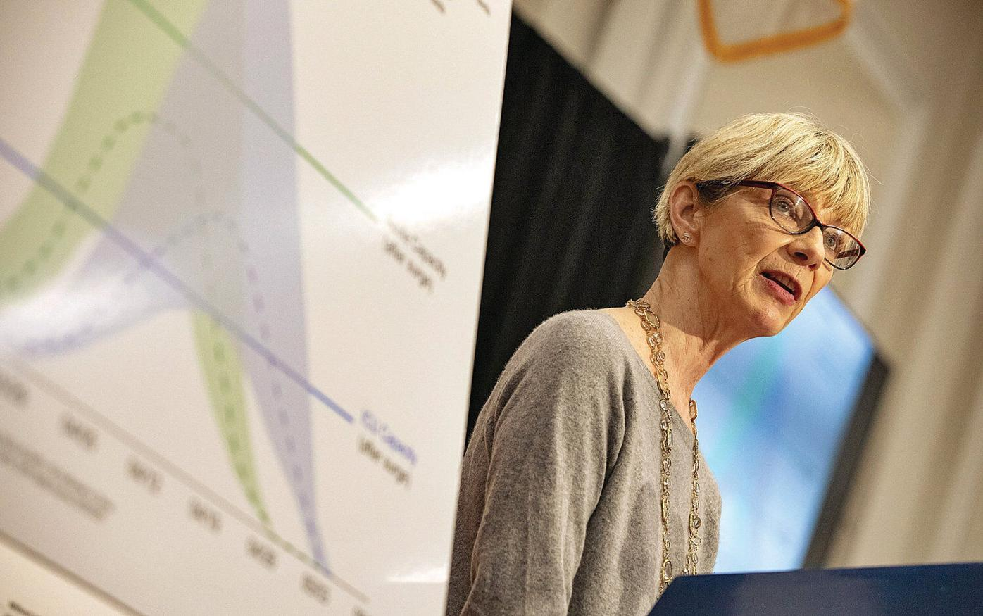 Baker: New virus models estimate up to 172,000 cases statewide (copy)