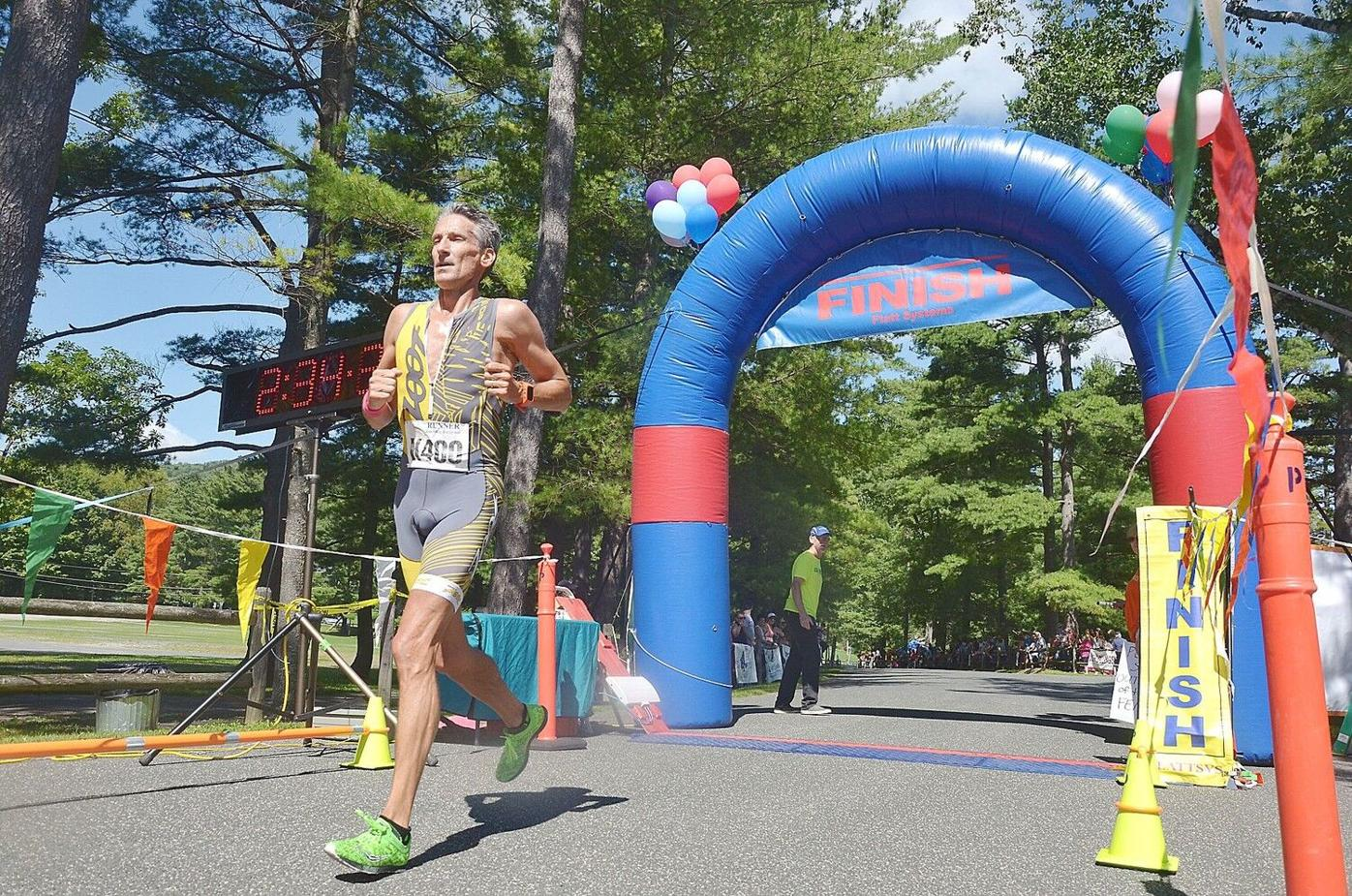 Josh Billings notebook: Lemme top Ironman; biker finishes with one pedal