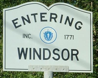 Windsor town sign (copy)