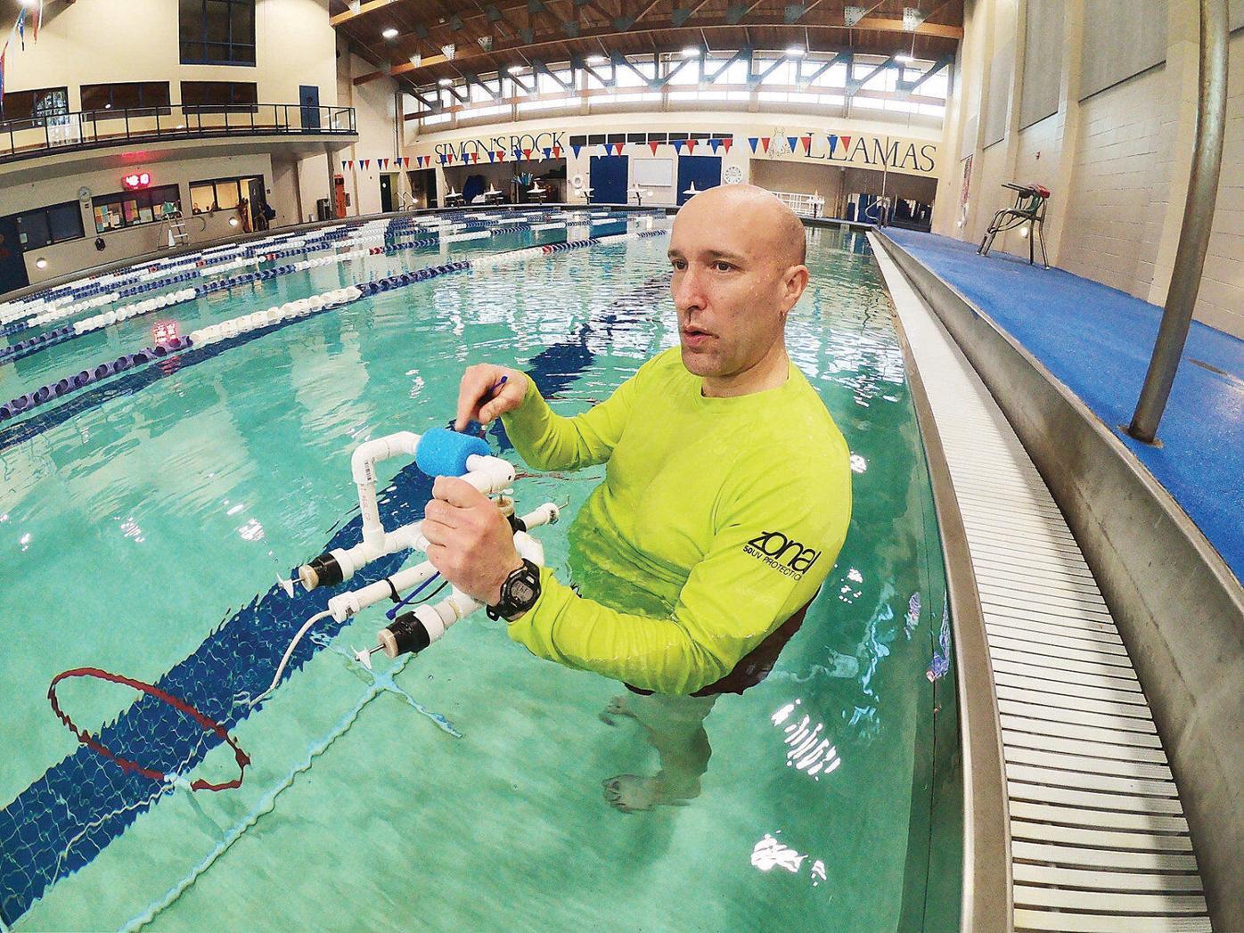 Deep dive for robotics at Bard College at Simon's Rock