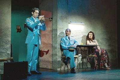 In 'The Band's Visit,' beautiful things happen when people say 'yes'