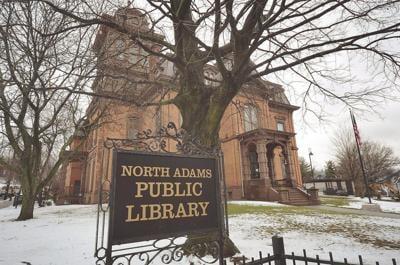 North Adams library