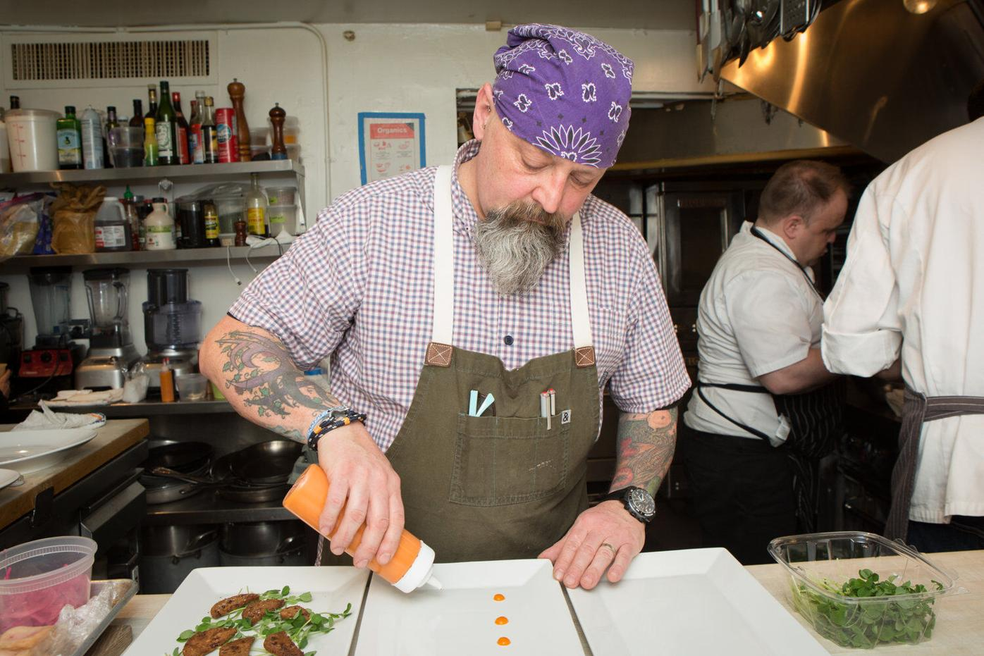 'Rooted in the Berkshires' dinner at James Beard Foundation in New York City