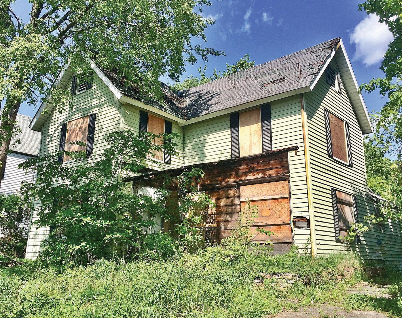 Pittsfield renews battle against blight; four properties to be razed