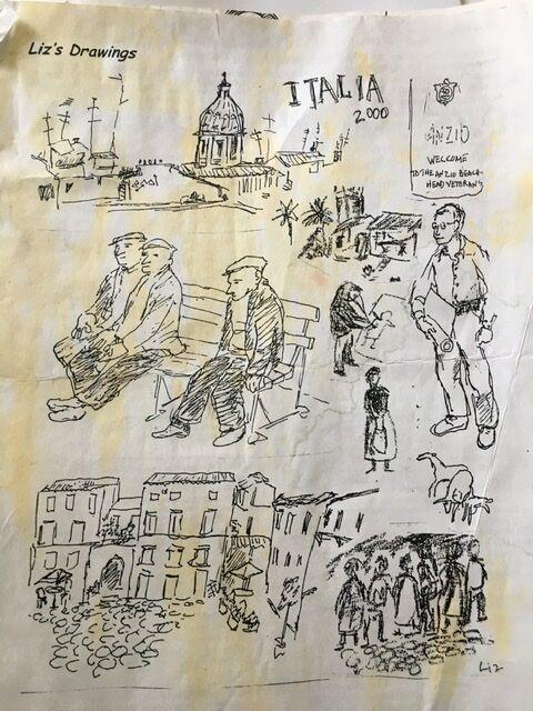 Liz's drawing