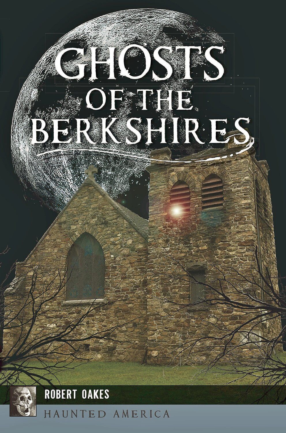 Open Book with Robert Oakes, author of 'Ghosts of the Berkshires' (copy)