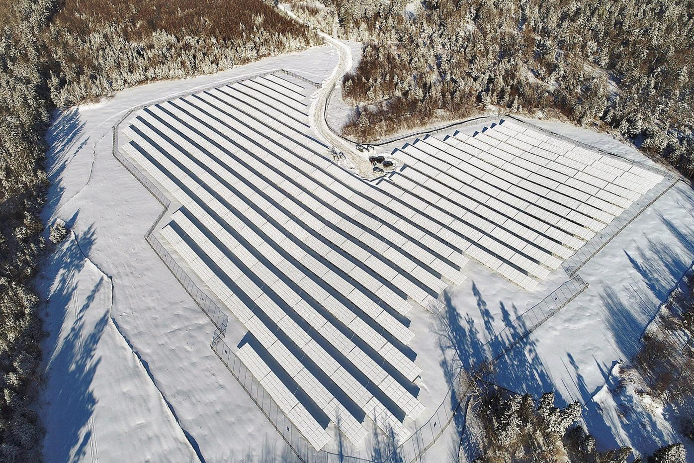 Eversource's leap into solar power hits milestone; more planned