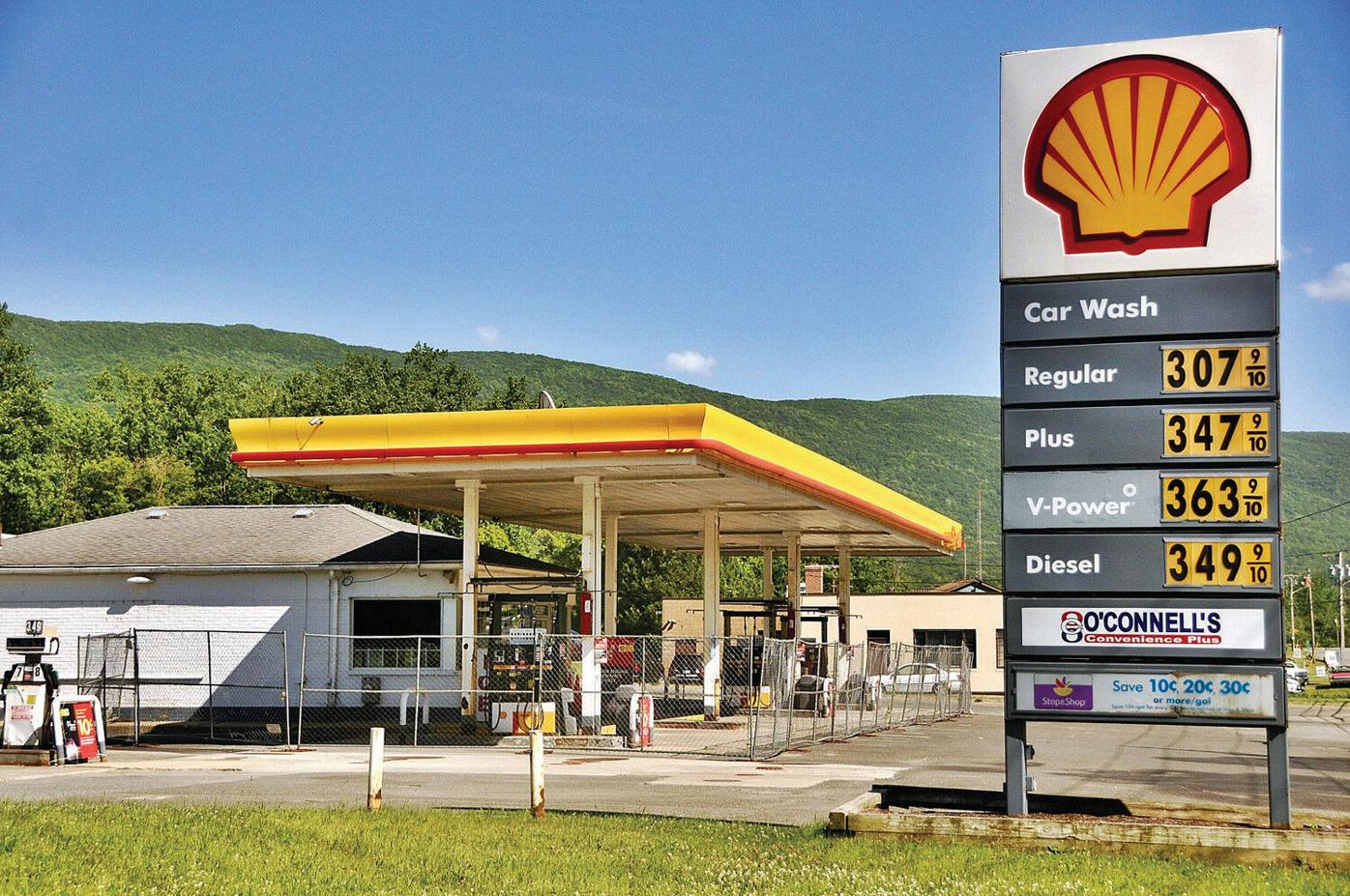 Shell latest gas station to close in North County