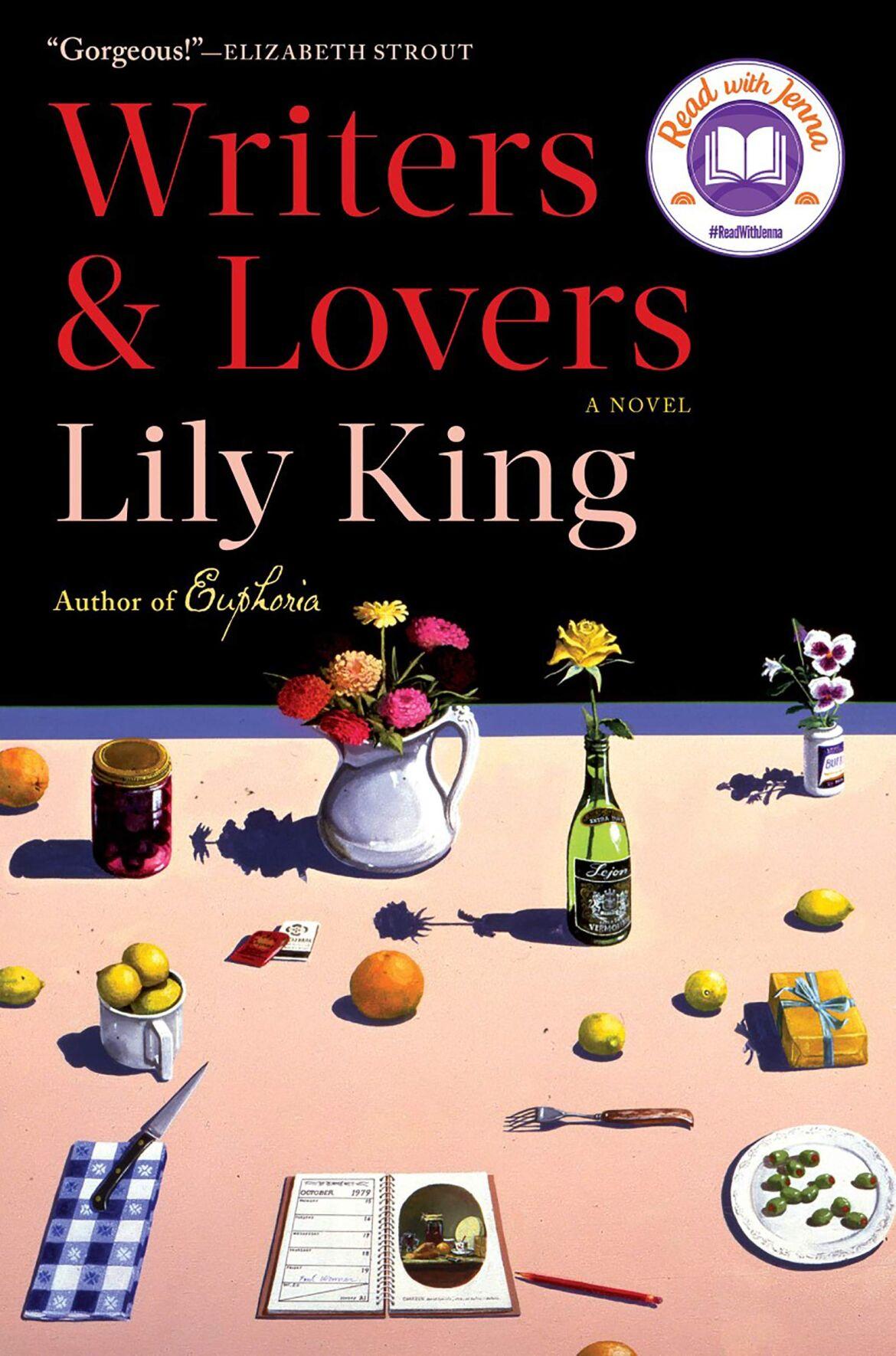 """Writers & Lovers"""