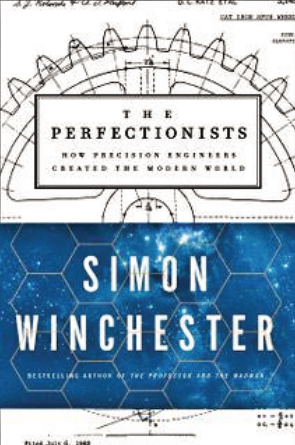 Open Book with Simon Winchester
