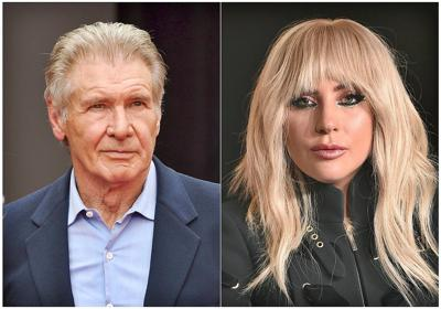PEOPLE: Harrison Ford, Lady Gaga getting SAG-AFTRA Foundation honor; Billie Jean King photo exhibit opening at New York Historical Society; singer Lana Del Rey backs out of concert in Israel