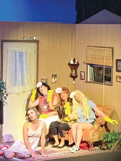 'Trailer Park Musical' goes off course at The Theater Barn