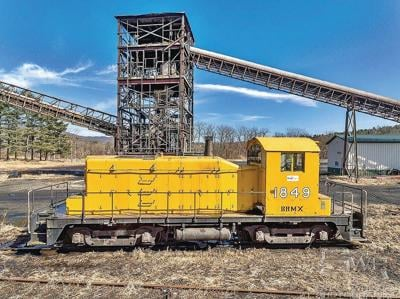 Riding with history: Scenic railway museum acquires historic locomotive