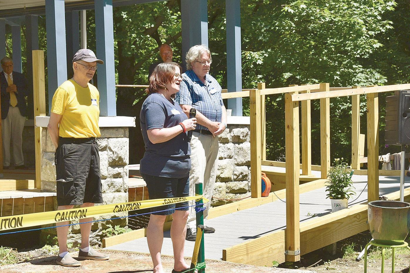 Three years after fire, Louison House homeless shelter rises from the ashes