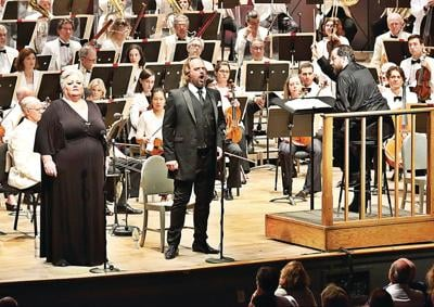 Wagner, Nelsons, BSO give Tanglewood one of its great nights