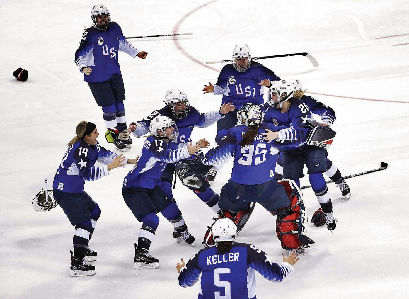 Kendall Coyne, Kacey Bellamy help Team USA to Olympic gold over Canada