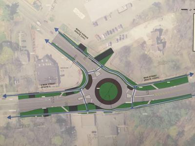Great Barrington Roundabout