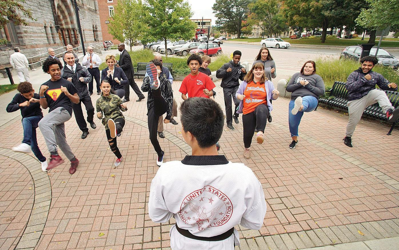 In Pittsfield, Diversity fest lets court system 'lean into difficult conversations'