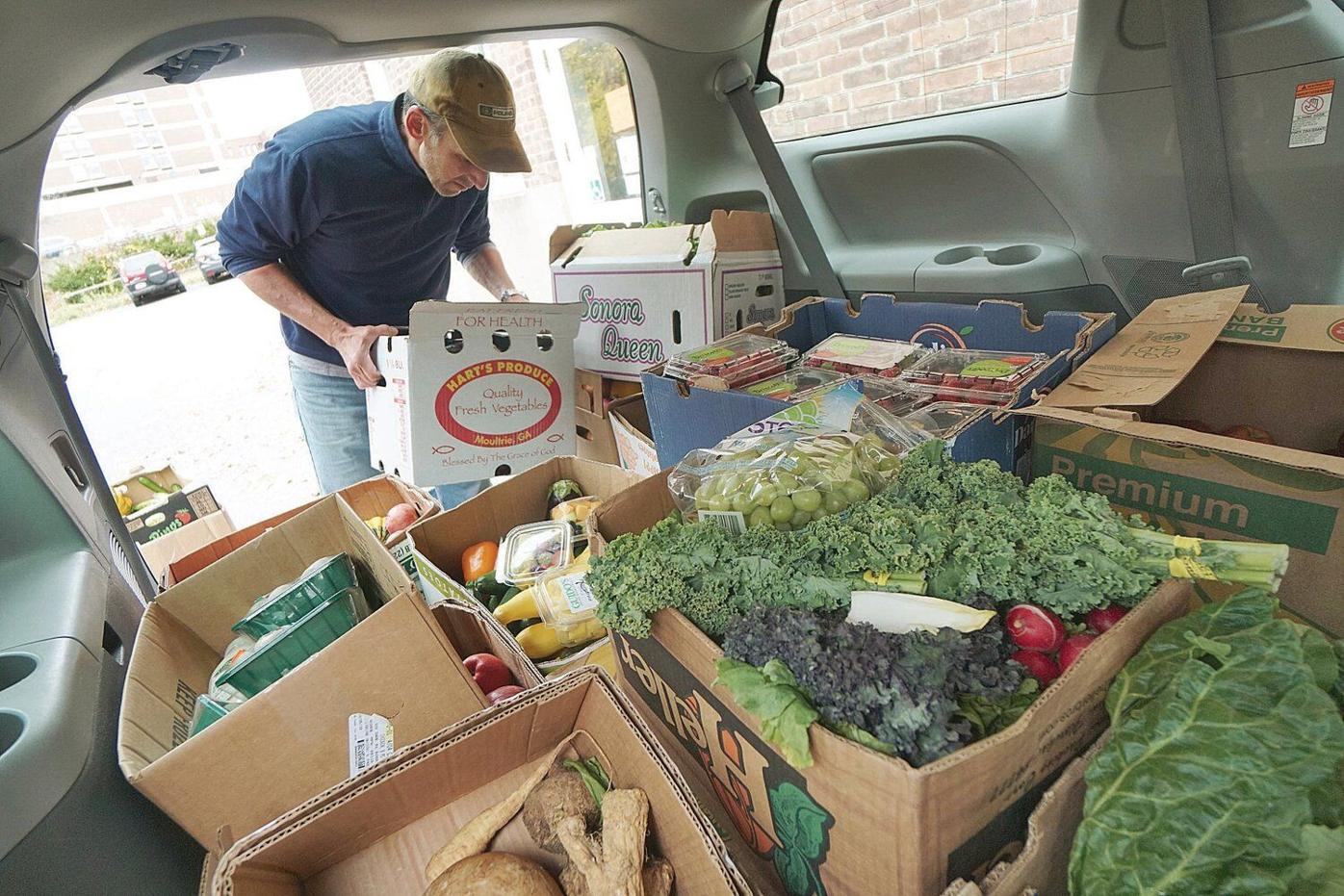 With need rising, Berkshire Bounty's work increasing to solve hunger