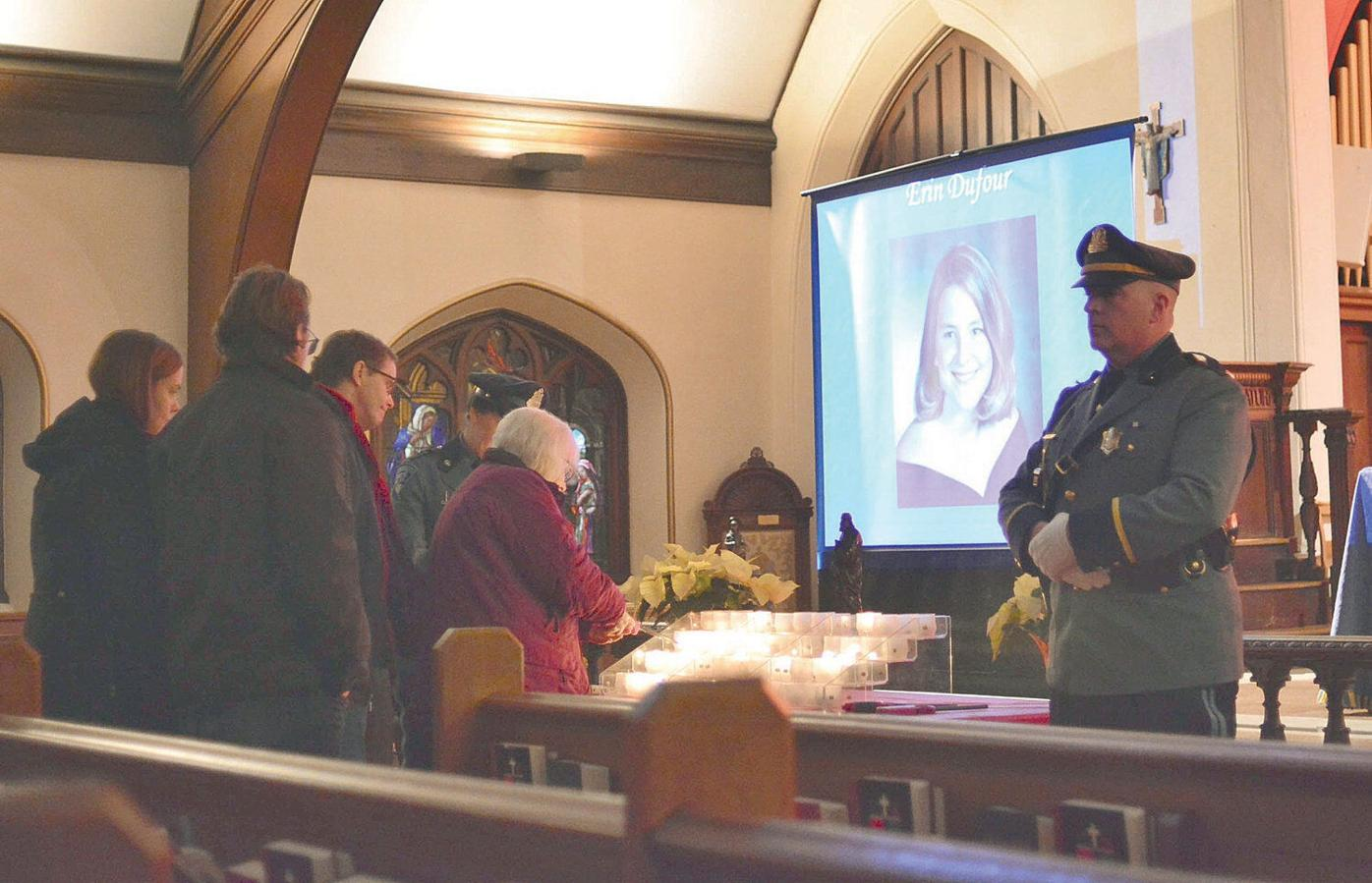 52 names, 52 lights: Candlelight Vigil of Remembrance and Hope honors those lost to drunken driving