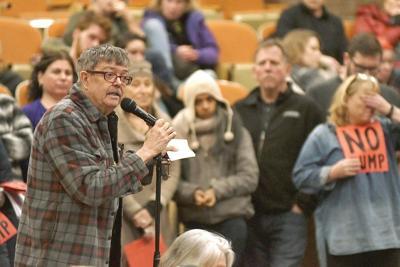 Tim Gray at hearing