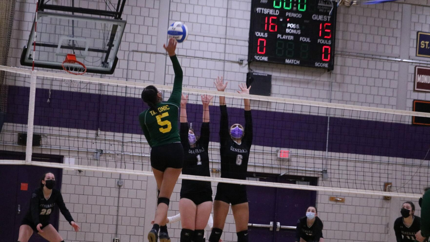 All-Berkshire Volleyball: Coaches select Wahconah's Kaylee O'Bryan MVP