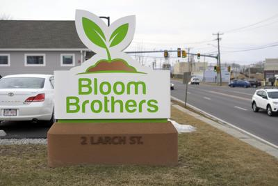 Bloom Brothers sign