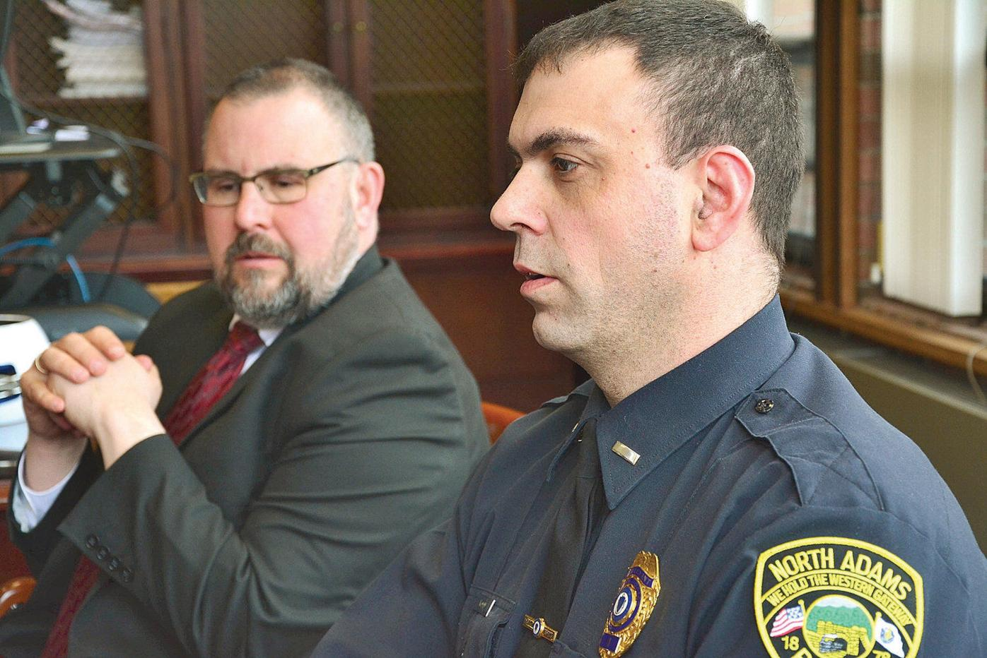 North Adams selects Lt. Jason Wood as city's new police chief