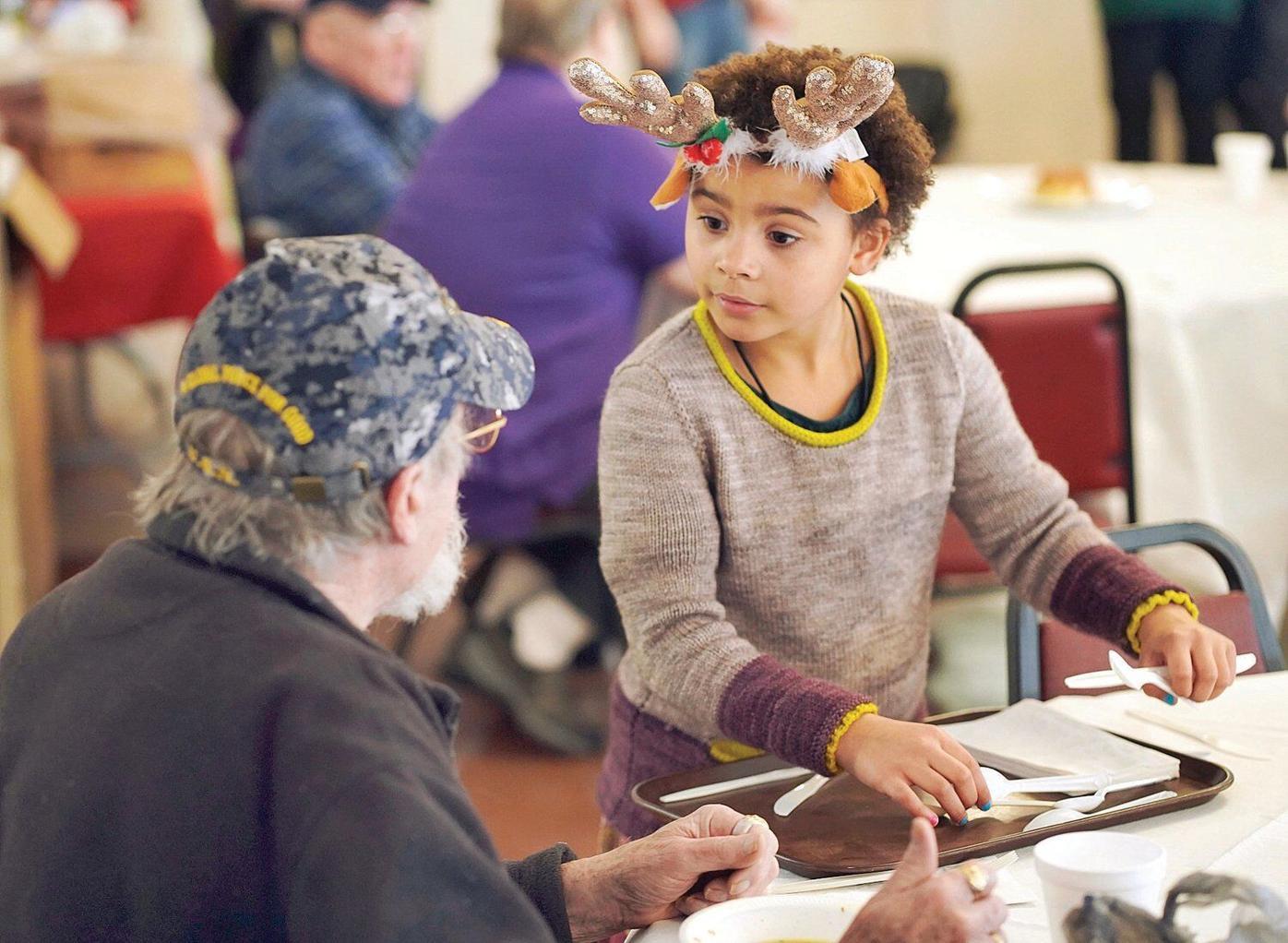 Dedicated American Legion crew in North Adams prepares hundreds of free Christmas meals