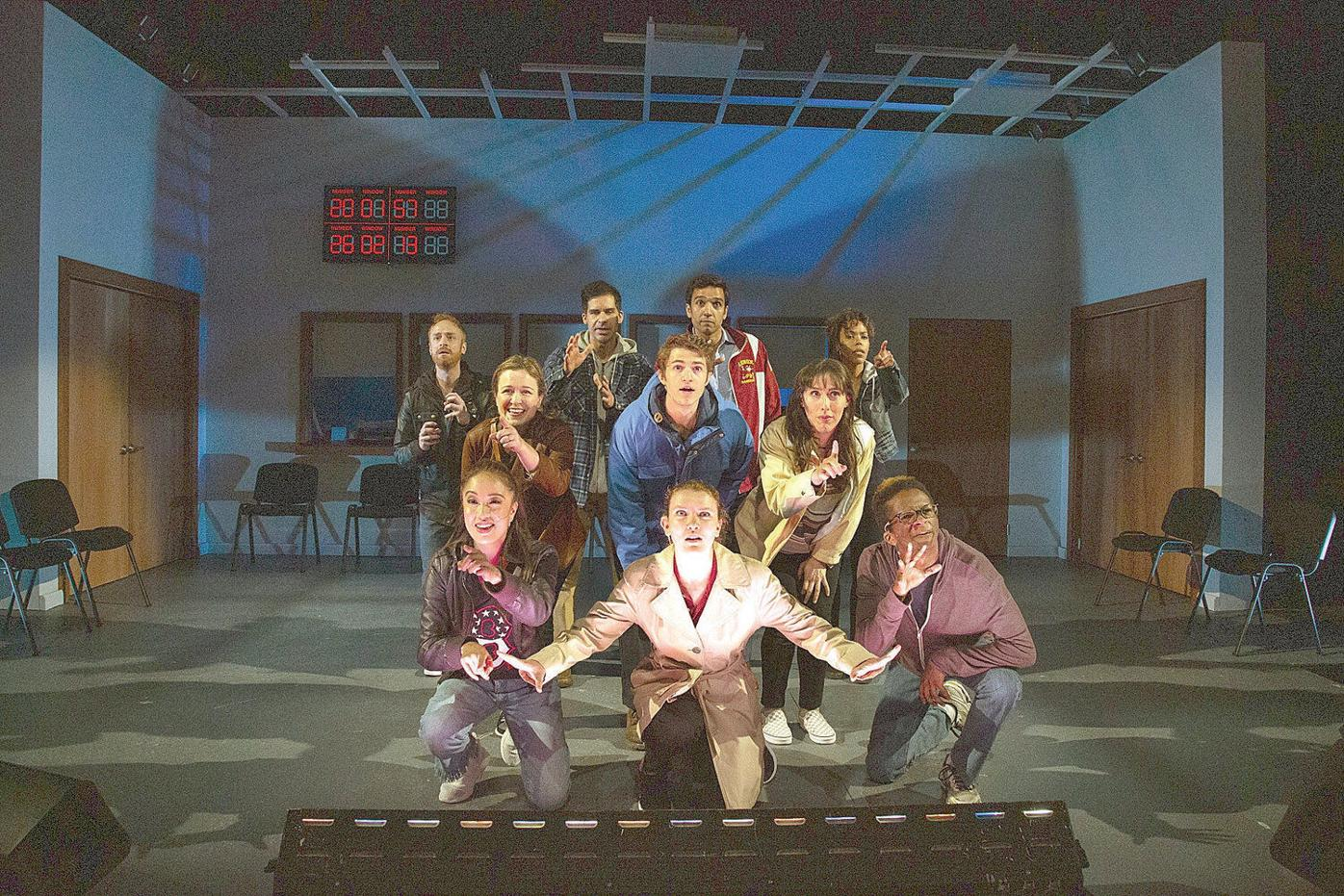 Review: 'Working: A Musical' a vigorous, fresh production worth the work