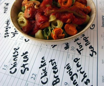 TheEat: Meal planning