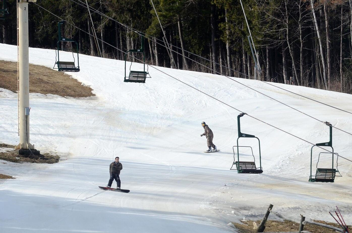 Bousquet Ski Area for sale — history and all