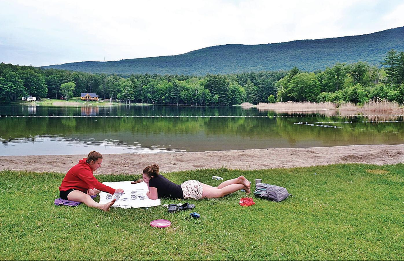 Survey of water bacteria levels finds safe swimming across Berkshires
