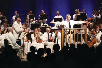 At Stockbridge Library, music with a touch of history