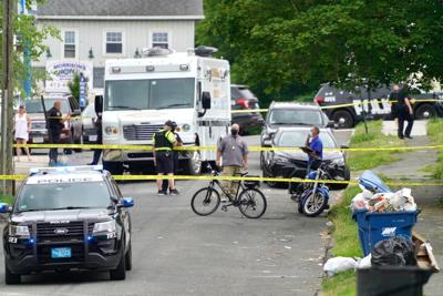 Woman injured in Pittsfield shooting; suspect vehicle located nearby