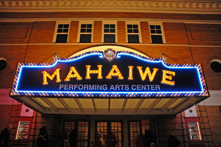 Take Five Martinson -- Mahaiwe marquee