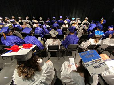 Drury High School graduation ceremony