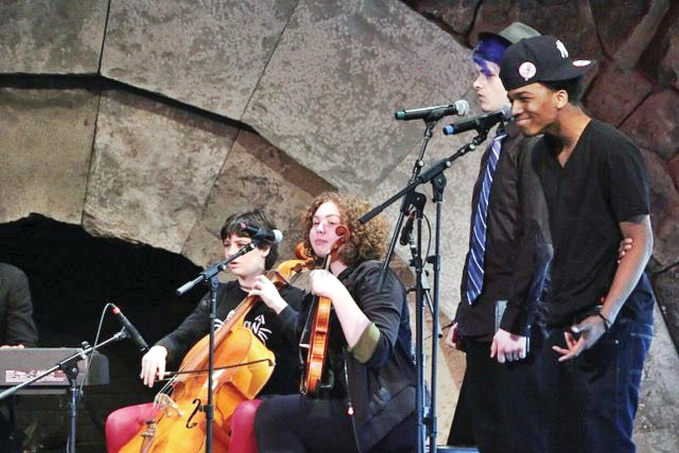 Harmonies, friendships persist for Music in Common