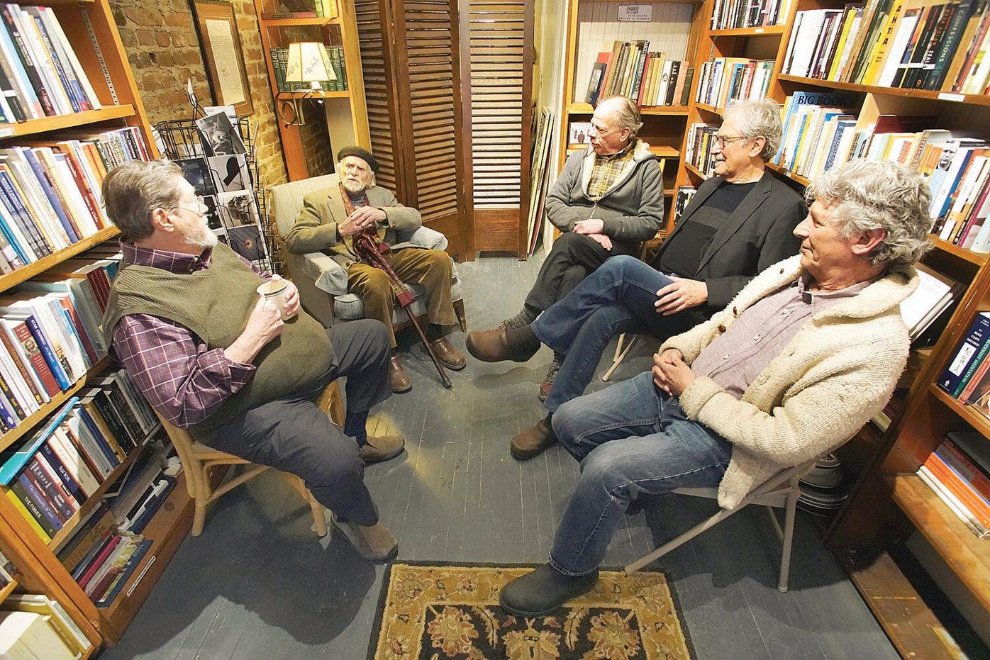 'Five Wise Guys' celebrate life's third act