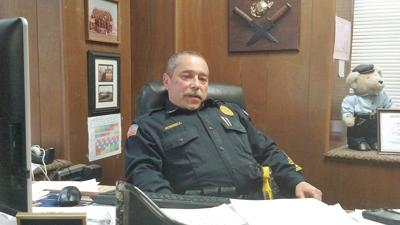 Lanesborough Police Chief Timothy Sorrell to retire in July (copy)