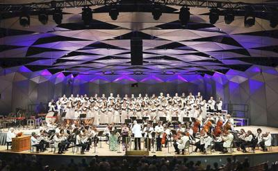 Two takes on war at Tanglewood